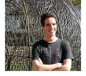 UNSW Science Graduate Anthony Morris