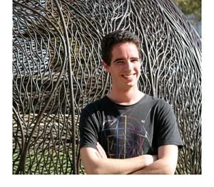 UNSW Science Graduate Anthony Morris