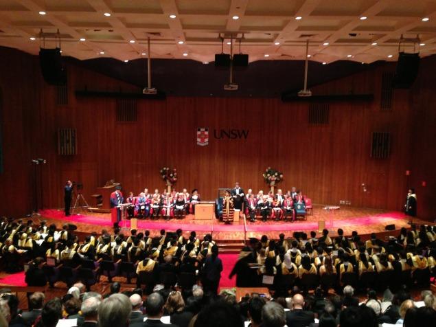UNSW Graduation
