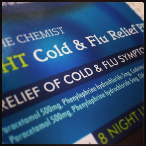 The Cold & Flu